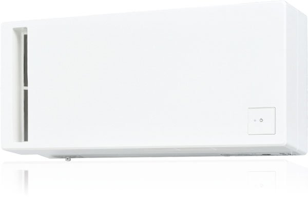 Lossnay VL50 decentralised ventilation system